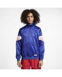 43a12484de88 Nike Nike Air Jordan 1 Wings Jacket in Black for Men - Lyst