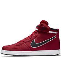 b6b26678cc7a Lyst - Nike Vandal High Supreme Men s Shoe in Blue for Men