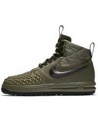 Nike - Lunar Force 1 Duckboot '17 Men's Shoe - Lyst