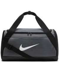 Nike - Brasilia (small) Training Duffel Bag (grey) - Clearance Sale - Lyst