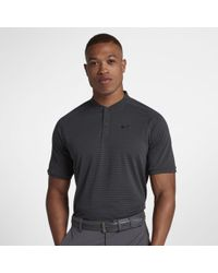adec7f3ddb Nike Zonal Cooling Momentum Men's Slim Fit Golf Polo Shirt in Gray for Men  - Lyst