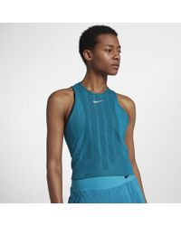 Nike - Court Zonal Cooling Slam Women's Tennis Tank - Lyst