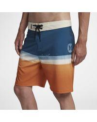 "Nike - Shorts da surf 18""Hurley Phantom Pure Glass - Lyst"