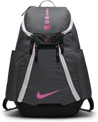 9c81375851bc Nike - Hoops Elite Max Air Team 2.0 Basketball Backpack (black) - Lyst