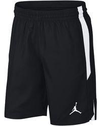 34c5e17cc40c88 Lyst - Nike 23 Alpha Knit Men s Training Shorts