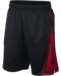 8645cc12c6887b Nike Air Jordan X Union Vault Flight Short in Black for Men - Lyst
