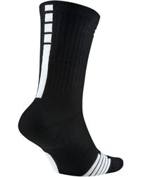 Nike - Elite Nba Crew Basketball Socks - Lyst
