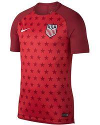 Nike - U.s. Dri-fit Squad Men's Soccer Top - Lyst
