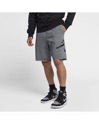 Nike - Jordan Jumpman Logo Fleece-Shorts für Herren - Lyst