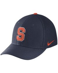 Nike - College Classic 99 Swoosh Flex (syracuse) Fitted Hat - Lyst