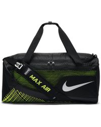 04de6a2a9d Lyst - Nike Team Training Max Air Id Duffel Bag (medium) (grey) in ...