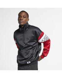 5afa8f8a165 Nike Sportswear Wings Gfx Windbreaker Jacket Black in Black for Men ...