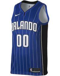 d3d11a1ad21 Nike - Aaron Gordon Icon Edition Swingman Jersey (orlando Magic) Men's Nba  Connected Jersey