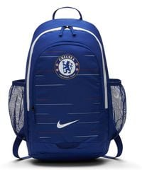 6f06a52749 Nike Manchester City Fc Stadium Football Backpack in Blue - Save 33 ...