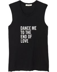 Nili Lotan - Dance Me Muscle Tee - Lyst