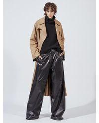 Nili Lotan - Nico Leather Pant - Lyst