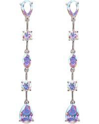 Nina - Myrcella Earring-lt. Crystal - Lyst