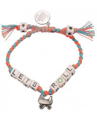 Venessa Arizaga | Exclusive | Let's Roll Bracelet | Lyst