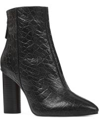 Nine West - Eric Pointy Toe Booties - Lyst