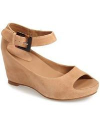 Johnston & Murphy - 'tricia' Ankle Strap Sandal - Lyst