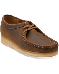 Clarks - Wallabee Suede Chukka Boots - Lyst