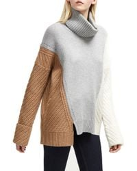 French Connection - Viola Turtleneck Sweater - Lyst