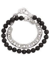 John Hardy - Classic Chain Double Wrap Bracelet - Lyst
