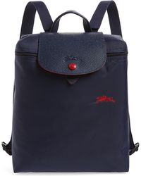 Longchamp - Le Pliage Club Backpack - Lyst