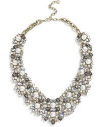 BaubleBar - Crystal Collar Necklace - Lyst
