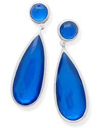 Ippolita - Wonderland Teardrop Earrings - Lyst