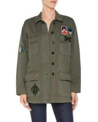 Joe's - Drea Military Jacket - Lyst