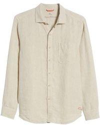 Tommy Bahama - Seaspray Breezer Standard Fit Linen Sport Shirt - Lyst