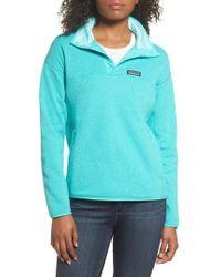 Patagonia - Lightweight Better Sweater Fleece - Lyst