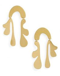 Madewell - Fauve Statement Earrings - Lyst