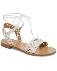 Jack Rogers - Ruby Perforated Sandal - Lyst