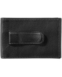 Johnston & Murphy - Leather Money Clip Wallet - Lyst