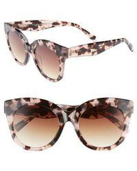 Chelsea28 - Gillian 52mm Sunglasses - - Lyst