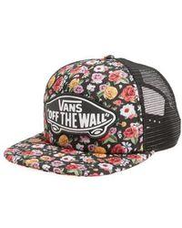 Vans - Beach Girl Trucker Hat - Lyst