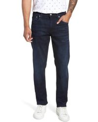 Citizens of Humanity - Gage Slim Straight Leg Jeans - Lyst
