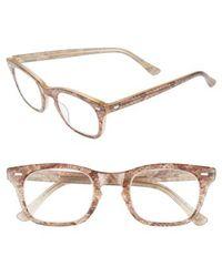 Corinne Mccormack - 'toni' 48mm Reading Glasses - - Lyst