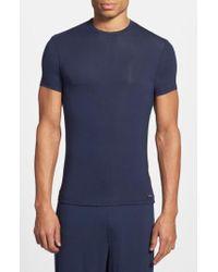 Calvin Klein - 'u5551' Modal Blend Crewneck T-shirt - Lyst