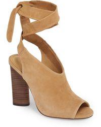 Splendid - Navarro Ankle Wrap Sandal - Lyst