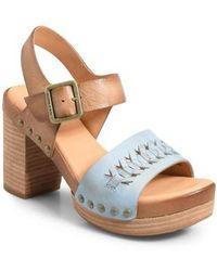 Kork-Ease - Kork-ease Pasilla Platform Sandal - Lyst