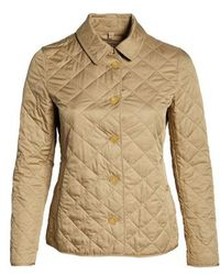 Burberry - Frankby 18 Quilted Jacket - Lyst