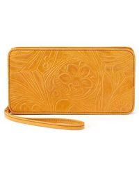 Hobo - Avis Leather Wallet - Lyst