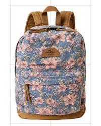 O'neill Sportswear - Shoreline Print Backpack - Lyst