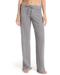 Nordstrom - 'lazy Mornings' Lounge Pants - Lyst