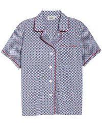 Sleepy Jones - Corita Women's Pajama Shirt - Lyst