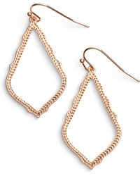 Kendra Scott - Sophia Drop Earrings - Lyst