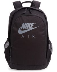 1122d1441d11 Lyst - Nike Team Training Max Air Large Backpack in Red for Men